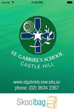 St Gabriel's S Castle Hill poster