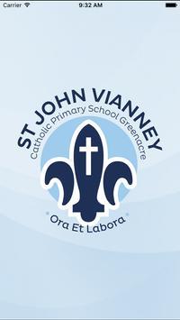 St John Vianney CPS Greenacre poster