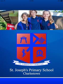 St Joseph's PS Charlestown poster