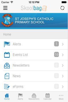 St Joseph's CPS Riverwood screenshot 1