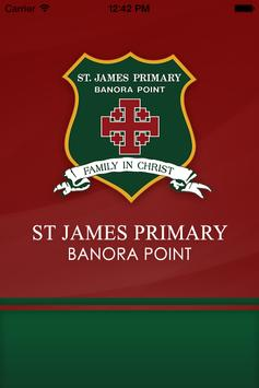 St James PS Banora Point poster