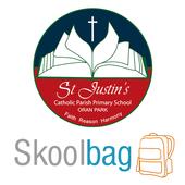 St Justin's Oran Park Skoolbag icon