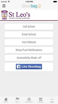 St Leo's College Wahroonga apk screenshot