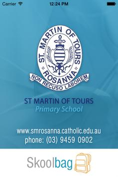 St Martin of Tours poster