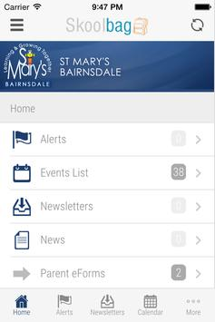 St Mary's Primary S Bairnsdale apk screenshot