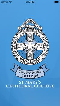 St Mary's Cathedral College poster