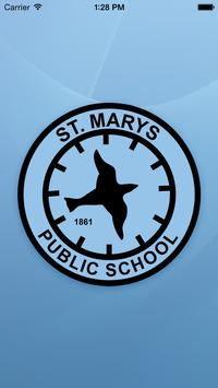 St Marys Public School poster