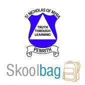 St Nicholas of Myra - Skoolbag icon