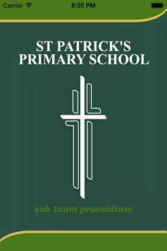 St Patrick's PS Parramatta poster