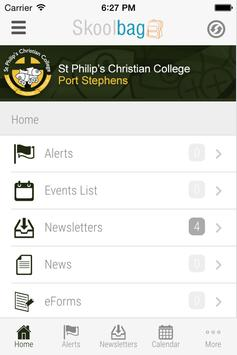 St Philip's CC Port Stephens screenshot 2