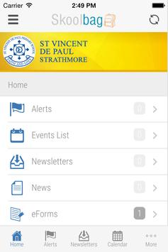 St Vincent De Paul Strathmore screenshot 1