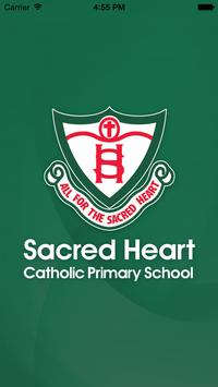Sacred Heart Launceston poster