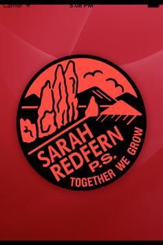 Sarah Redfern Public School poster