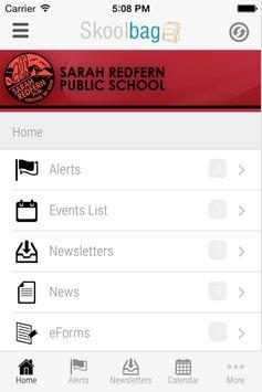 Sarah Redfern Public School apk screenshot