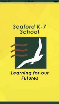 Seaford K-7 School poster