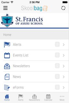 St Francis of Assisi Mill Park apk screenshot