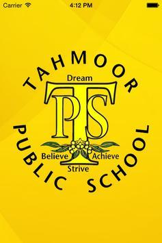 Tahmoor Public School poster