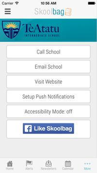 Te Atatu Intermediate School apk screenshot