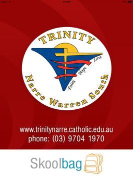 Trinity Catholic - Skoolbag poster