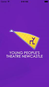 Young People's Theatre poster