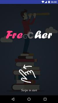 Frecher poster