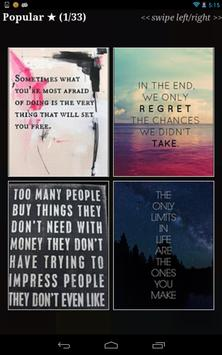 """Quotes"""" poster"""