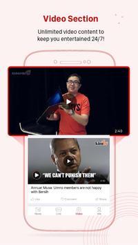 Malaysia News -365 NEWS apk screenshot