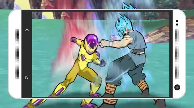 Goku Ultimate Xenoverse Battle poster