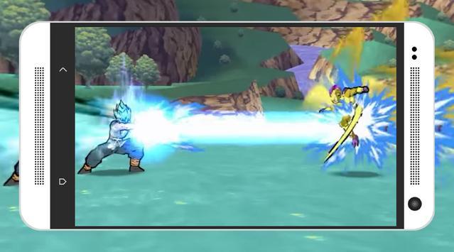 Goku Ultimate Xenoverse Battle apk screenshot