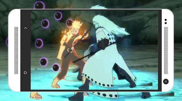 Narutimate Strom ninja Heroes apk screenshot