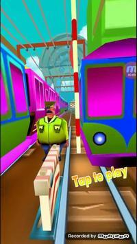New Super Subway Surf Rush Hours apk screenshot