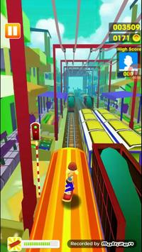 New Super Subway Surf Rush Hours poster