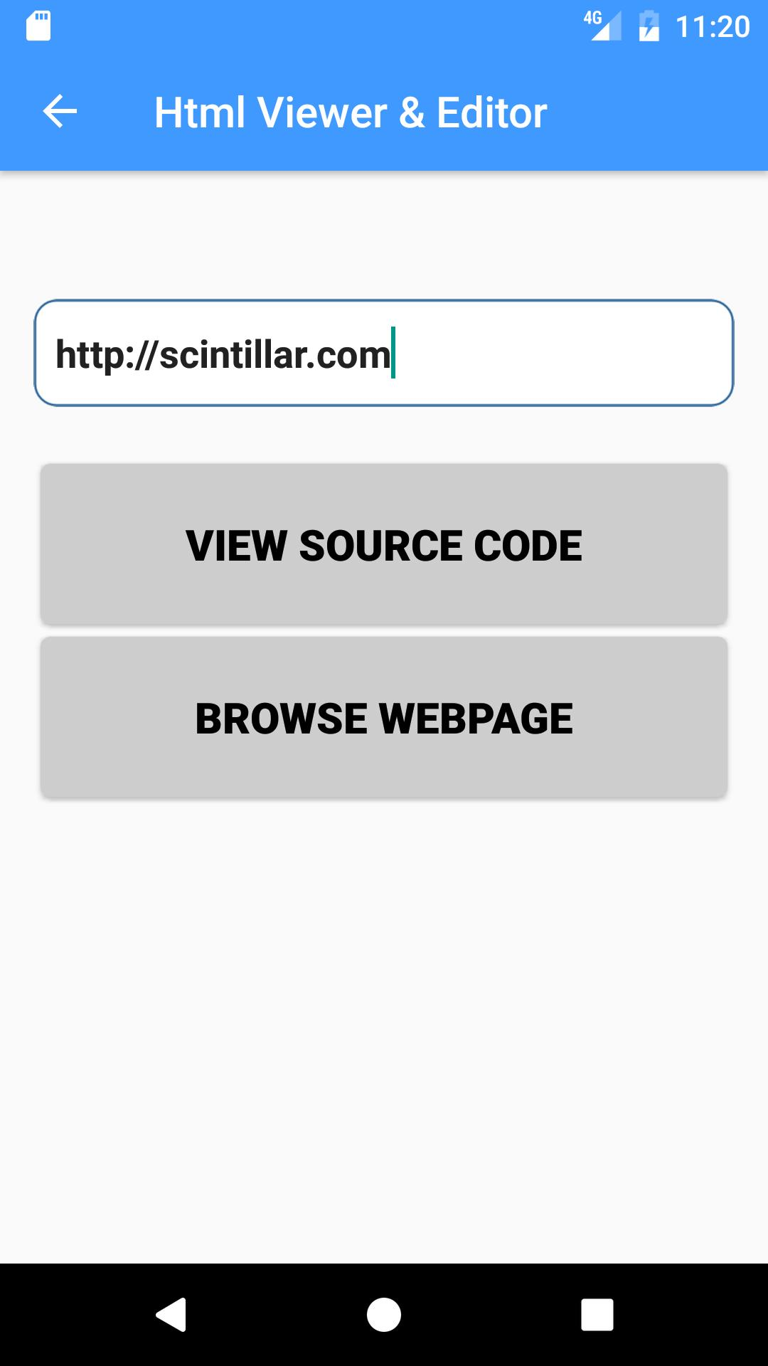 Html Viewer And Editor for Android - APK Download