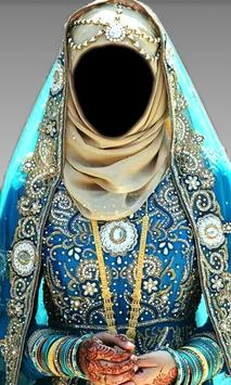 Bridal Hijab Photo Montage screenshot 1