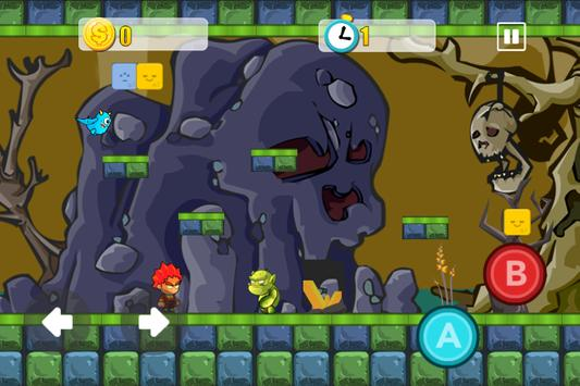 Jungle Adventure Of Yundo screenshot 4