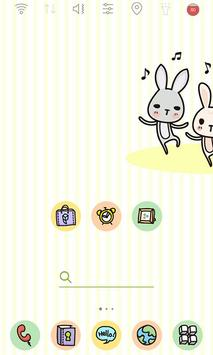 Rabbit family of the alley screenshot 1