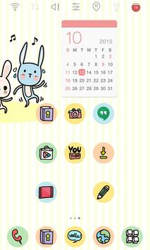 Rabbit family of the alley apk screenshot