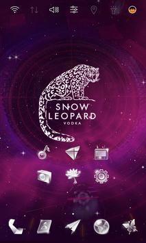 UMF x SNOW LEOPARD theme apk screenshot