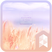 Autumn is here icon