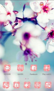 Cherry Blossom Theme poster