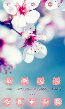 Cherry Blossom Theme apk screenshot