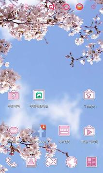 Cherry Blossom and You Theme poster