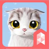 Cola Cat Zero Launcher theme icon