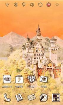 Travel Neuschwanstein Theme screenshot 1
