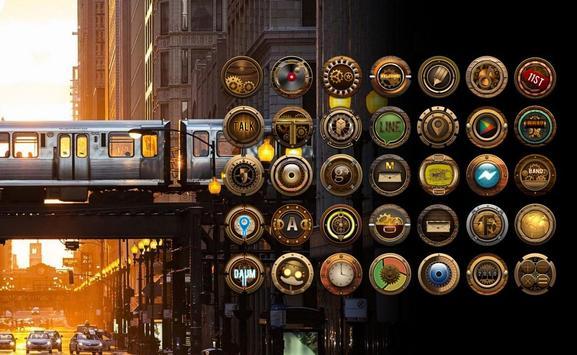 Future Street Launcher theme poster