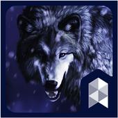 Ice Wolf theme icon