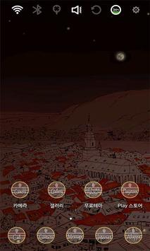 Travel Heidelberg Theme poster