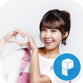 Sweety Apink Launcher Theme icon