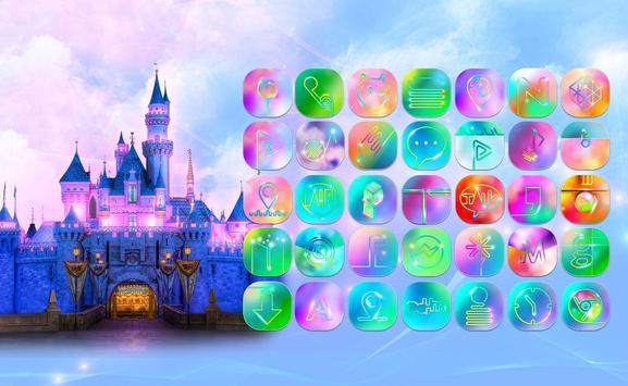 Magic Castle Launcher theme poster