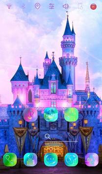 Magic Castle Launcher theme apk screenshot